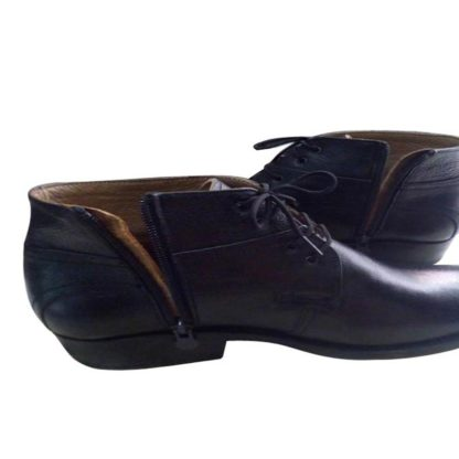 Leather Elevator Shoes