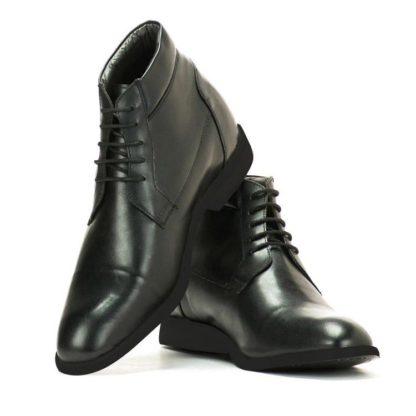 Elevator Black Boots