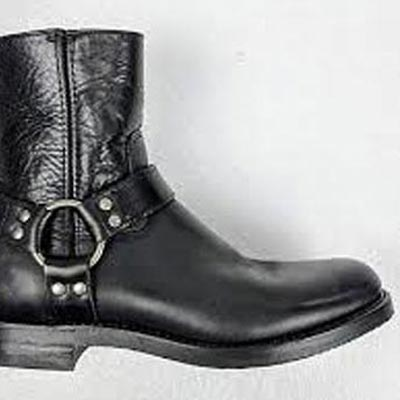 Elevator Motorcycle Boots