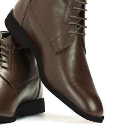 Elevator Leather Shoes