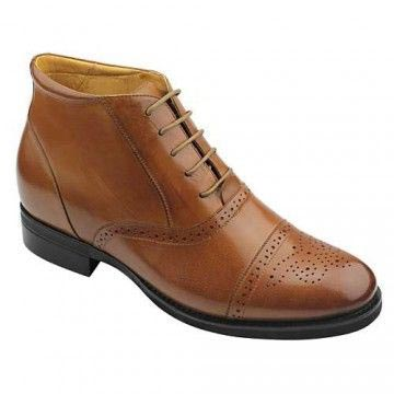 elevator tan boots