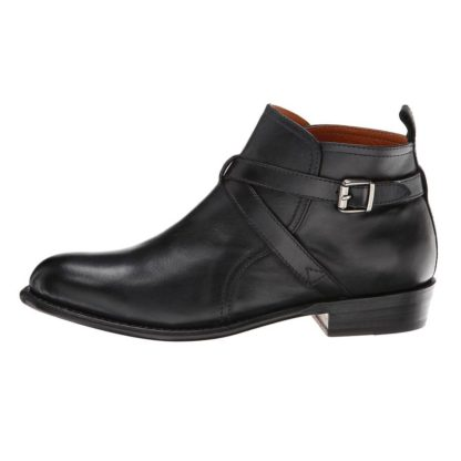Elevator Buckle Shoes