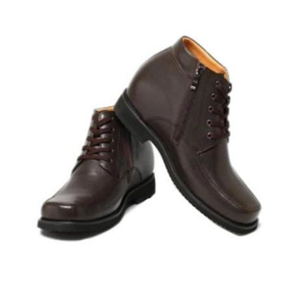 Elevator Brown Boots