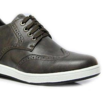 Elevator Brogue Sneakers
