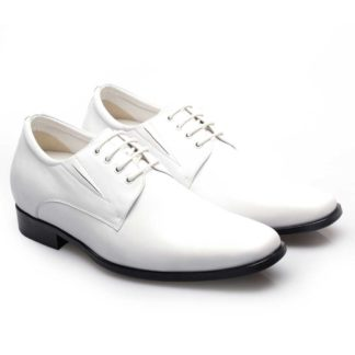 White Tall Men Shoes