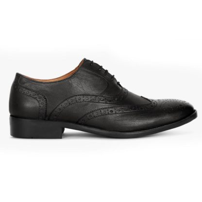 Brogue Elevator Shoes