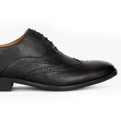 Black Elevator Shoes