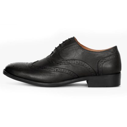 Elevator Brogue Shoes