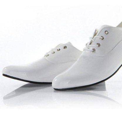 Enhancing Elevator Shoes