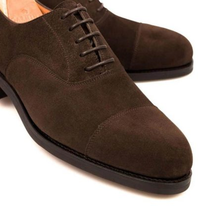 Elevator Suede Leather Shoes