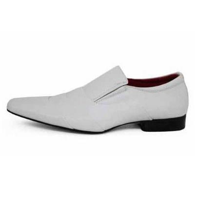 White Elevator Shoes