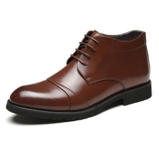 Mens Heeled Shoes