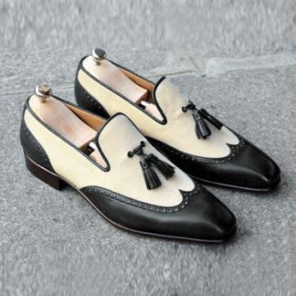 Elevator Tassel Shoes For Man