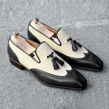 Elevator Tassel Shoes For Man