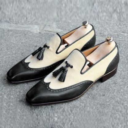 Height Increase Tassel Shoes