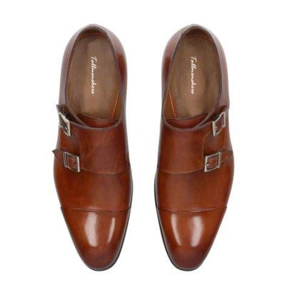 Elevator Monk Shoes For Men