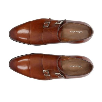 Height Increasing Monk Shoes