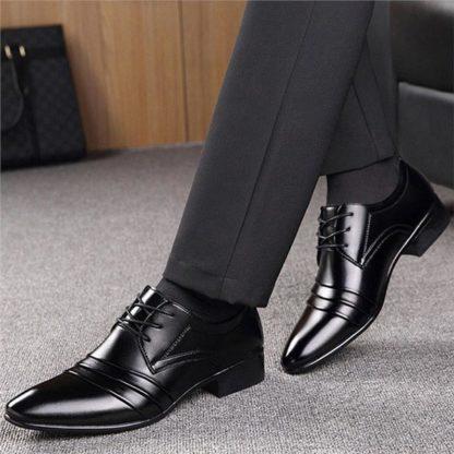 Designer Elevator Shoes For Man