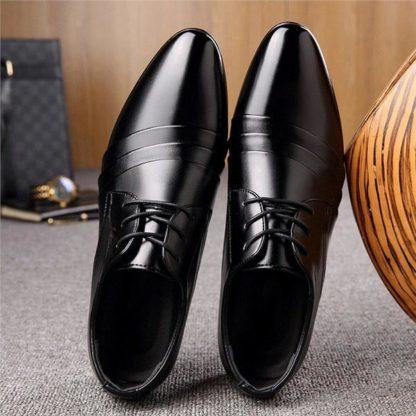 Mens Designer Elevator Shoes
