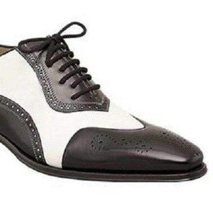 Black & White Shoes