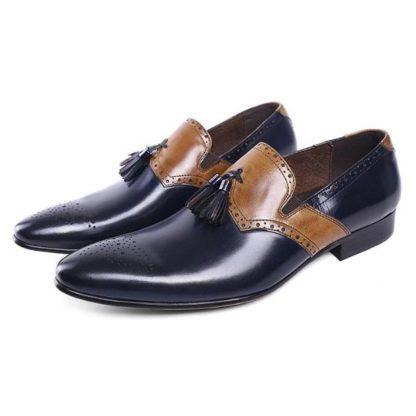 Elevator Tassel Shoes
