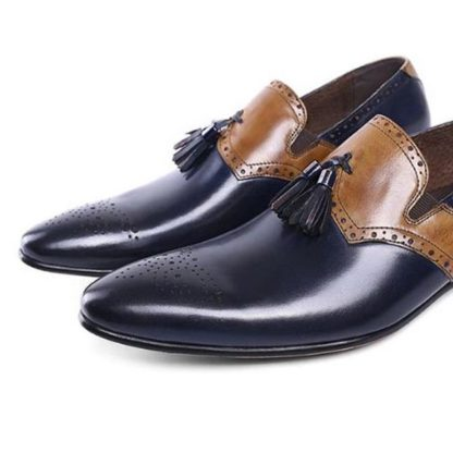 Tassel Elevator Shoes